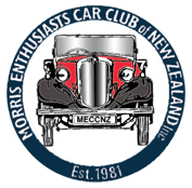 Morris Enthuiasts Car Club Logo