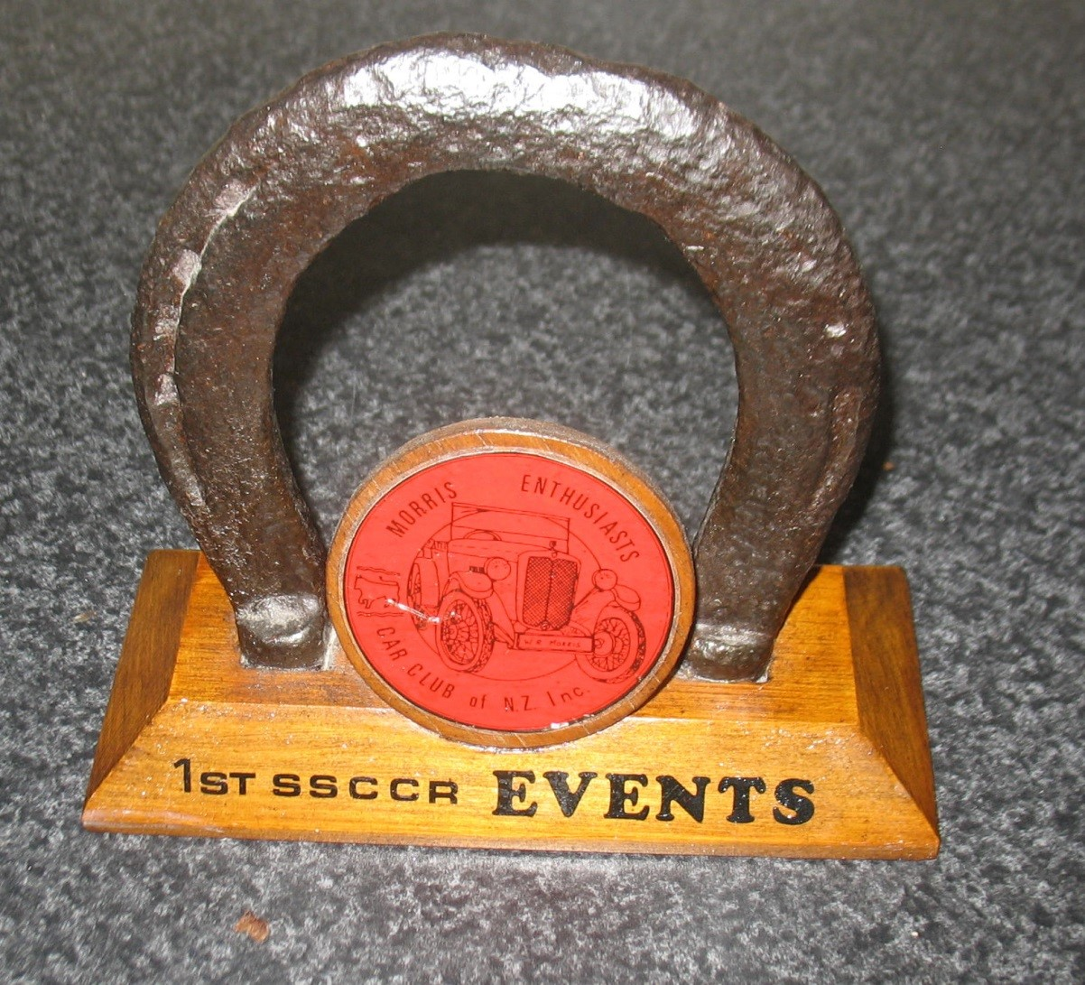 Ist SSCCR Events Trophy