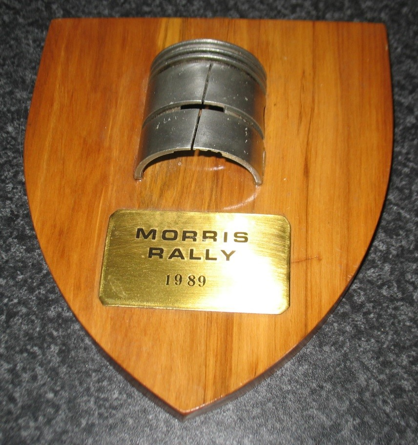 MORRIS RALLY 1989