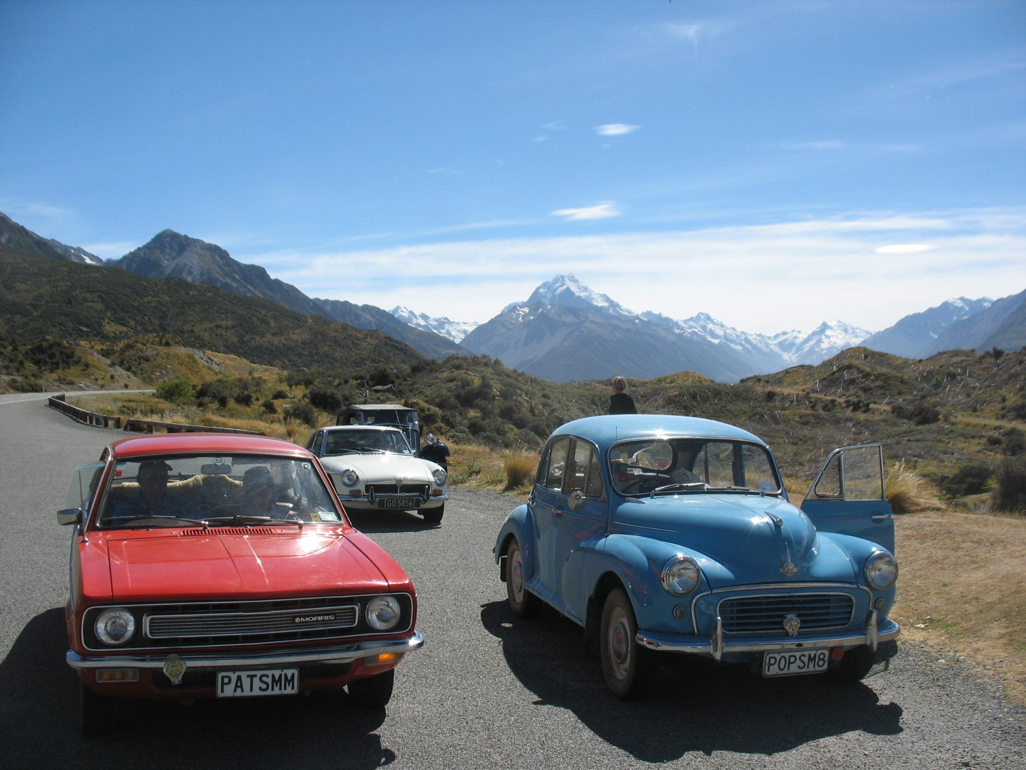 2013 Long Run Mt Cook